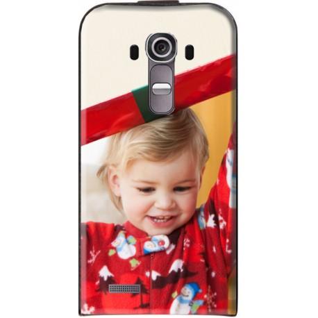 Housse personnalisée LG G4 Beat / LG G4 S verticale