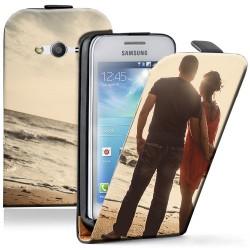 Housse verticale avec photo pour Samsung Galaxy Ace 4G
