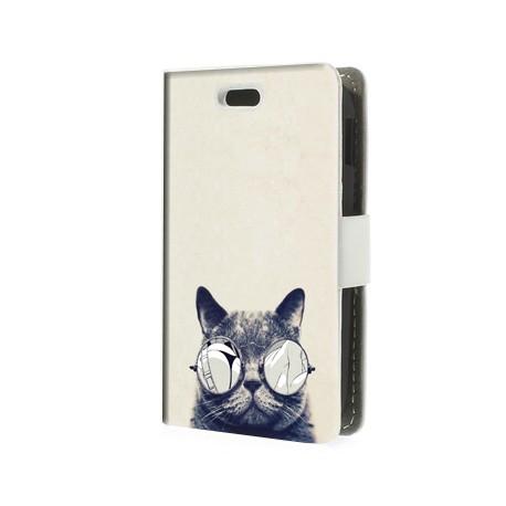 Housse portefeuille avec photo pour Samsung Galaxy Pocket 2