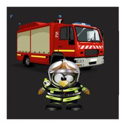Coques Pompier