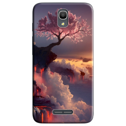 Coque personnalisable Alcatel Pop 4