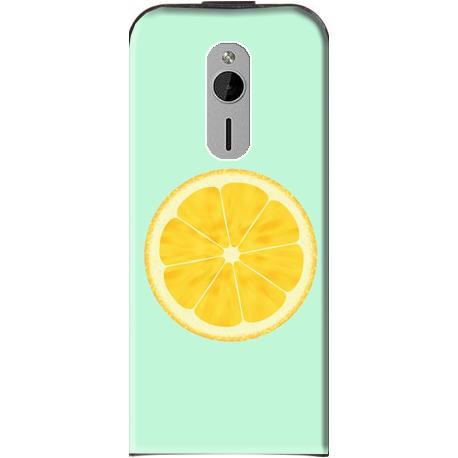 Housse Nokia Lumia 230 personnalisable verticale double face