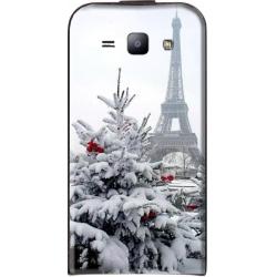 Housse à rabat vertical Samsung Galaxy J1 6 personnalisable