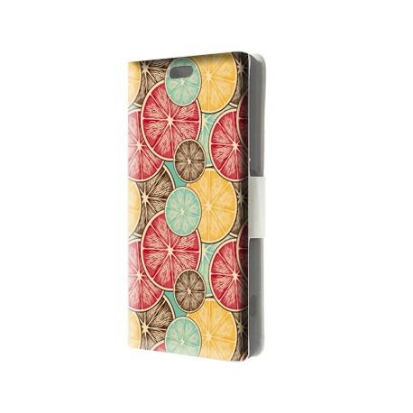 Etui housse portefeuille avec photo pour Sony Xperia Z3 Compact