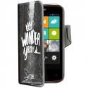 Etui housse portefeuille avec photo pour Acer Liquid Z4