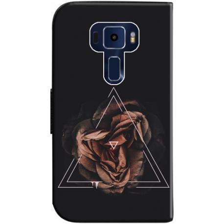Housse portefeuille Asus Zenfone 3 ZE552KL personnalisable