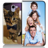Housse portefeuille Samsung Galaxy J6 2018 personnalisable
