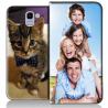 Housse portefeuille Samsung Galaxy J6 2018 personnalisable