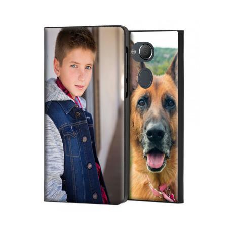 Housse portefeuille Sony Xperia XA 2 Plus personnalisable