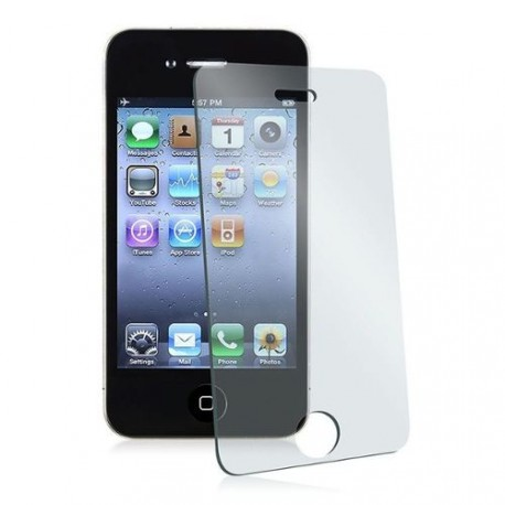 Protection en verre trempé pour iPhone 4 S