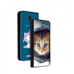 Housse portefeuille Wiko Jerry 3 personnalisable