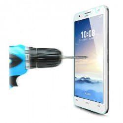 Protection en verre trempé pour Huawei Ascend P7