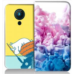 Housse portefeuille Nokia 5.3 personnalisable
