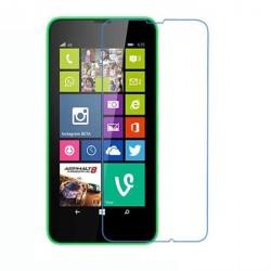 Protection en verre trempé pour Microsoft Lumia 630/635