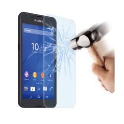 Protection en verre trempé pour Sony Xperia E4g