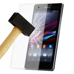 Protection en verre trempé pour Sony Xperia M2