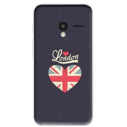 Coque avec photo Alcatel One Touch Pixi 3 4.5 pouces