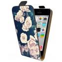 Etui housse verticale avec photo pour iPhone 5