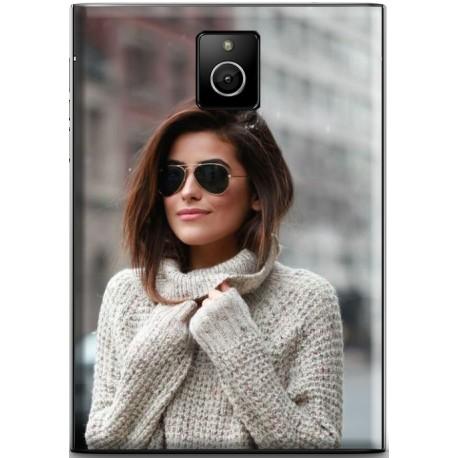 Coque avec photo Blackerry Passeport