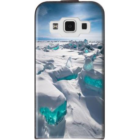 Housse verticale avec photo pour Samsung Galaxy A5