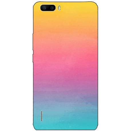 Coque avec photo Huawei Honor 6 Plus