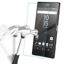 Protection en verre trempé pour Sony Z5 Compact