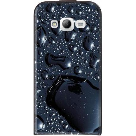 Housse à rabat vertical avec photo Samsung Galaxy Grand Plus