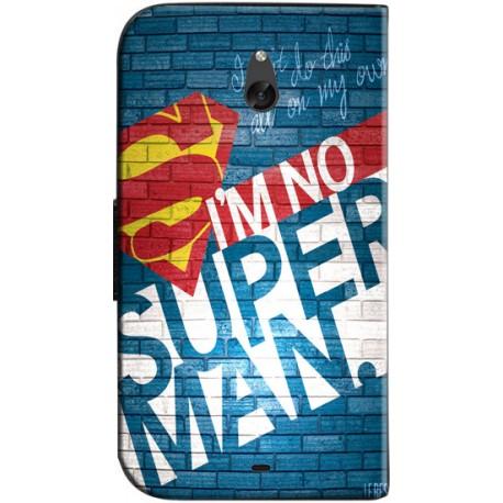 Housse portefeuille Nokia Lumia 1320