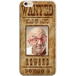 Coque avec photo iPhone 6 / iPhone 6S Montage Photo Wanted