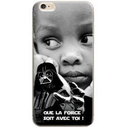Coque personnalisable avec photo iPhone 6 / iPhone 6S Star Wars Dark Vador